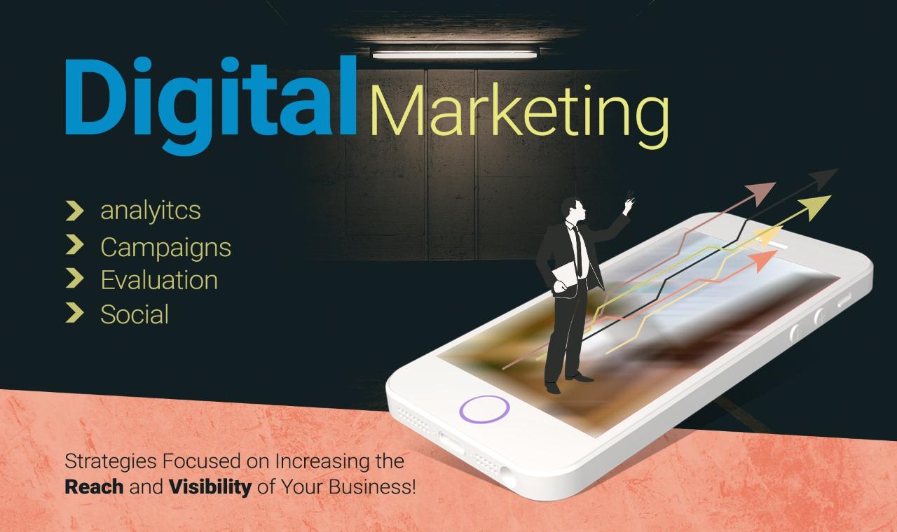 digital marketing clue